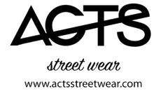 ACTS street wear